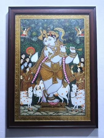 Picture for category TANJORE PAINTINGS